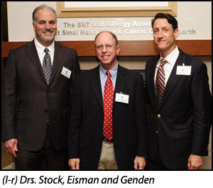 Dr. Stock, Eisman and Genden