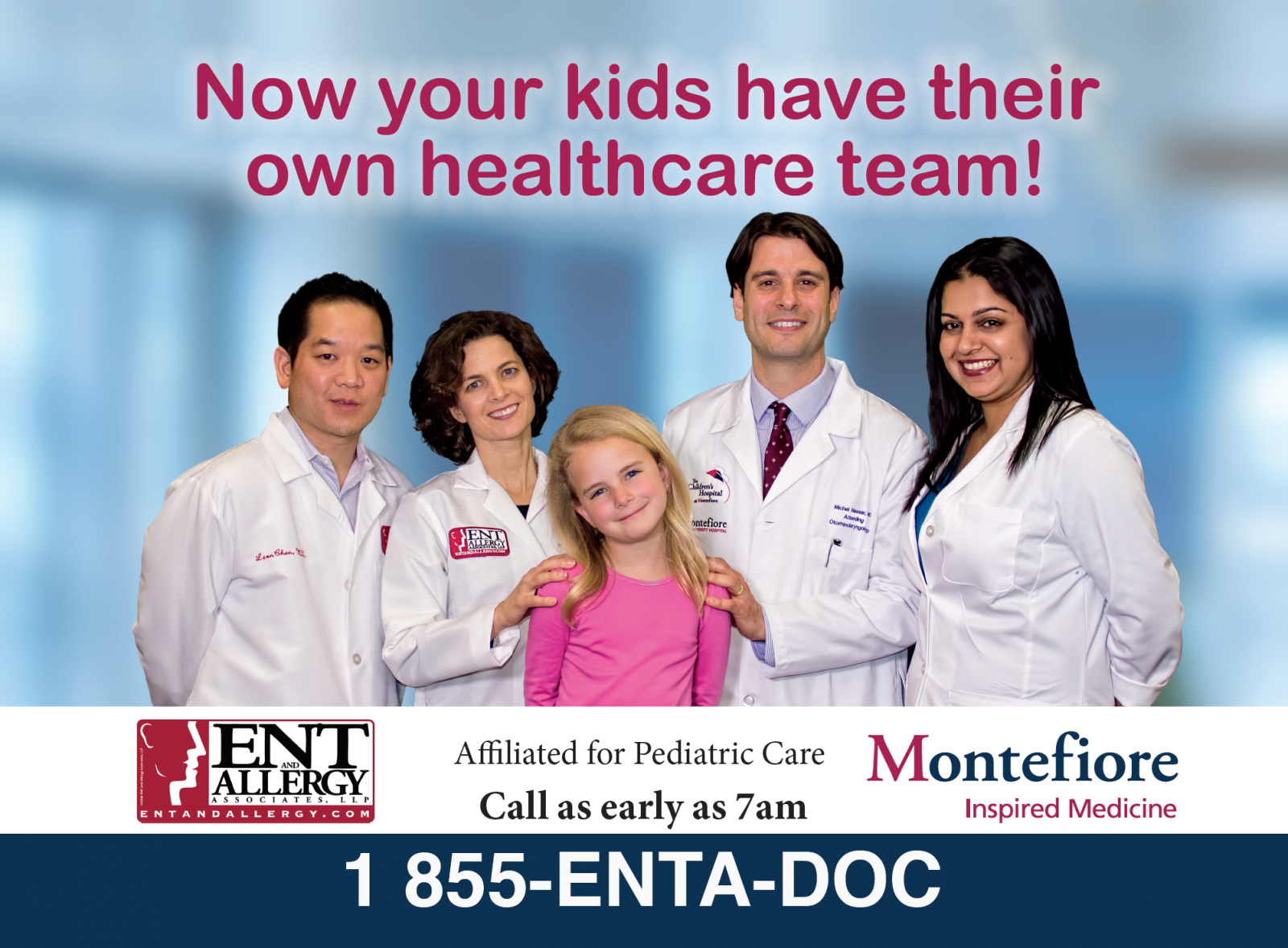 ENT and Allergy Associates-Affiliation-The Montefiore